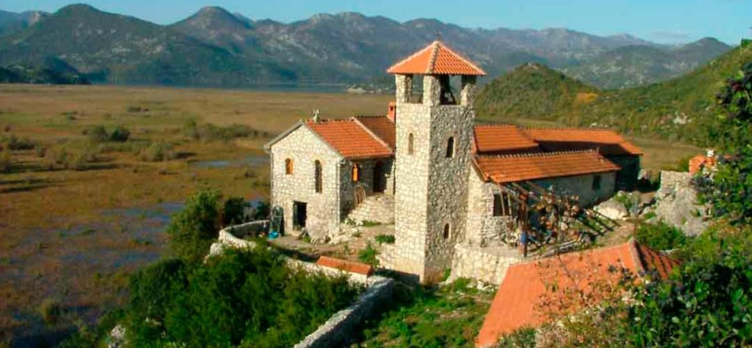 впечатления от Черногории монастырь ком